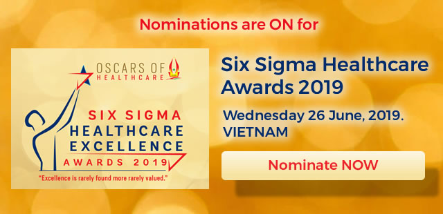 Six Sigma Healthcare Awards 2019
